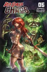Red Sonja: Age Of Chaos (2020) #5 Variant B