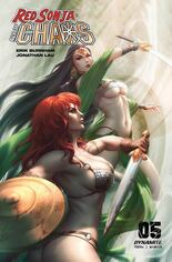 Red Sonja: Age Of Chaos (2020) #5 Variant D