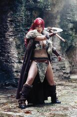 Red Sonja: Age Of Chaos (2020) #5 Variant I: 30 Copy Incentive Margherita Sabattini Cosplay Virgin Cover