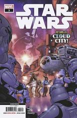 Star Wars (2020-2021) #3 Variant D: 2nd Printing