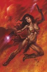 Dejah Thoris (2019-2021) #6 Variant R: Limited Edition Virgin Cover