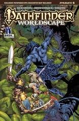 Pathfinder: Worldscape #6 Variant D: Paizo Exclusive Edition