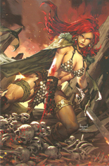 Red Sonja: Age Of Chaos (2020) #5 Variant X: Unknown Comic Books Exclusive
