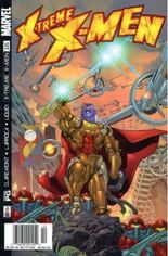 X-Treme X-Men (2001-2004) #16 Variant A: Newsstand Edition