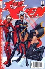 X-Treme X-Men (2001-2004) #7 Variant A: Newsstand Edition