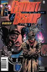 Gambit and Bishop: Sons of the Atom (2001) #1 Variant A: Newsstand Edition
