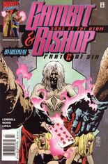 Gambit and Bishop: Sons of the Atom (2001) #2 Variant A: Newsstand Edition
