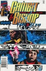 Gambit and Bishop: Sons of the Atom (2001) #5 Variant A: Newsstand Edition