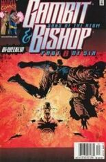 Gambit and Bishop: Sons of the Atom (2001) #6 Variant A: Newsstand Edition