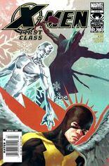 X-Men: First Class (2006-2007) #5 Variant A: Newsstand Edition