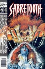 Sabretooth (1993) #2 Variant A: Newsstand Edition