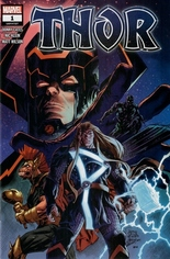 Thor (2020-2021) #1 Variant ZA: Wal-Mart Exclusive