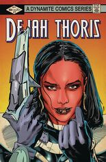 Dejah Thoris (2019-2020) #7 Variant D: Homage Cover