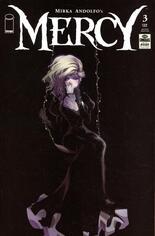 Mercy (2020) #3 Variant C: 2nd Printing