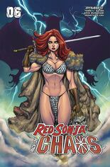 Red Sonja: Age Of Chaos (2020) #6 Variant C