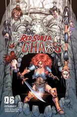 Red Sonja: Age Of Chaos (2020) #6 Variant P