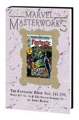 Marvel Masterworks: The Fantastic Four (2003-Present) #HC Vol 22 Variant B: Direct Market Edition