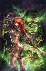 Red Sonja: Age Of Chaos (2020) #5 Variant M: Limited Edition Virgin Cover