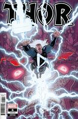 Thor (2020-2021) #6 Variant C: Spoiler Variant