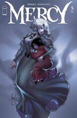 Mercy (2020) #5 Variant A