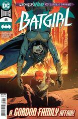 Batgirl (2016-2021) #48 Variant A