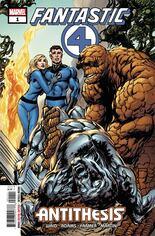 Fantastic Four: Antithesis #1 Variant A