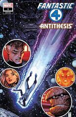 Fantastic Four: Antithesis #1 Variant D
