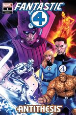 Fantastic Four: Antithesis #1 Variant C: Incentive Cover