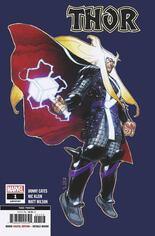 Thor (2020-2021) #1 Variant X: 3rd Printing
