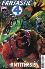 Fantastic Four: Antithesis #2 Variant B: Incentive Cover