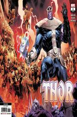 Thor (2020-2021) #6 Variant D: 2nd Printing