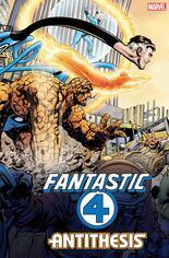 Fantastic Four: Antithesis #1 Variant F: 2nd Printing