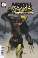 Marvel Zombies: Resurrection (2020) #3 Variant C