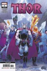 Thor (2020-2021) #1 Variant Y: 4th Printing