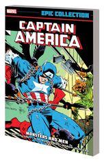 Captain America Epic Collection (2014-Present) #TP Vol 10