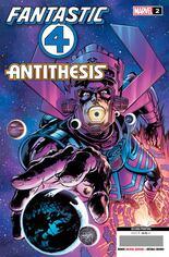 Fantastic Four: Antithesis #2 Variant E: 2nd Printing