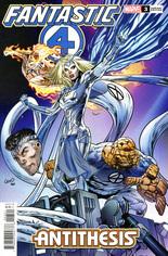 Fantastic Four: Antithesis #3 Variant B: Incentive Cover