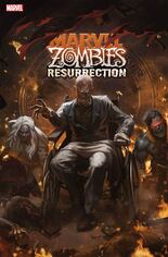 Marvel Zombies: Resurrection (2020) #4 Variant B