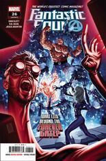 Fantastic Four (2018-2021) #26 Variant A