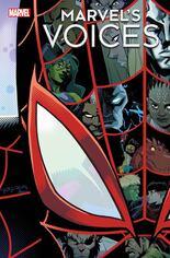 Marvel's Voices #1 Variant D