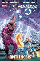 Fantastic Four: Antithesis #4 Variant A