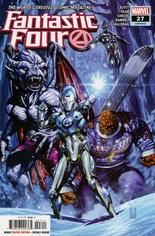 Fantastic Four (2018-2021) #27 Variant A