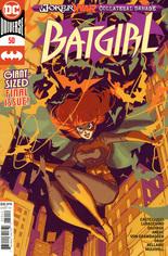 Batgirl (2016-2021) #50 Variant C: 2nd Printing