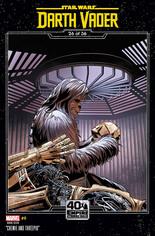 Star Wars: Darth Vader (2020-2021) #9 Variant B: Empire Strikes Back Cover