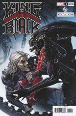 King In Black (2021) #3 Variant D: Marvel vs Alien Cover
