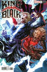 King In Black (2021) #3 Variant E: Spoiler Cover