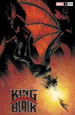 King In Black (2021) #3 Variant C: Incentive Dragon Cover