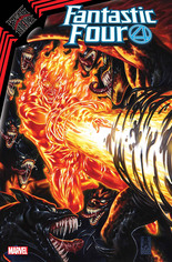 Fantastic Four (2018-2021) #29 Variant A