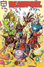 Deadpool Nerdy 30 #1 Variant B