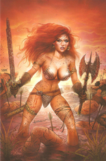 Red Sonja: Age Of Chaos (2020) #6 Variant Z: Comics Elite Exclusive